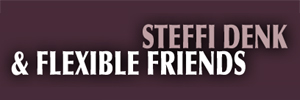 logo flexiblefriends.de Steffi Denk & Flexible Friends